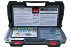 INSTRUMENTACIÓN - Medidores de Aislación 5 kV – Modelo 6305 IN – SEW